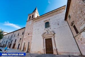Collegiata Santa Maria Maggiore Spello